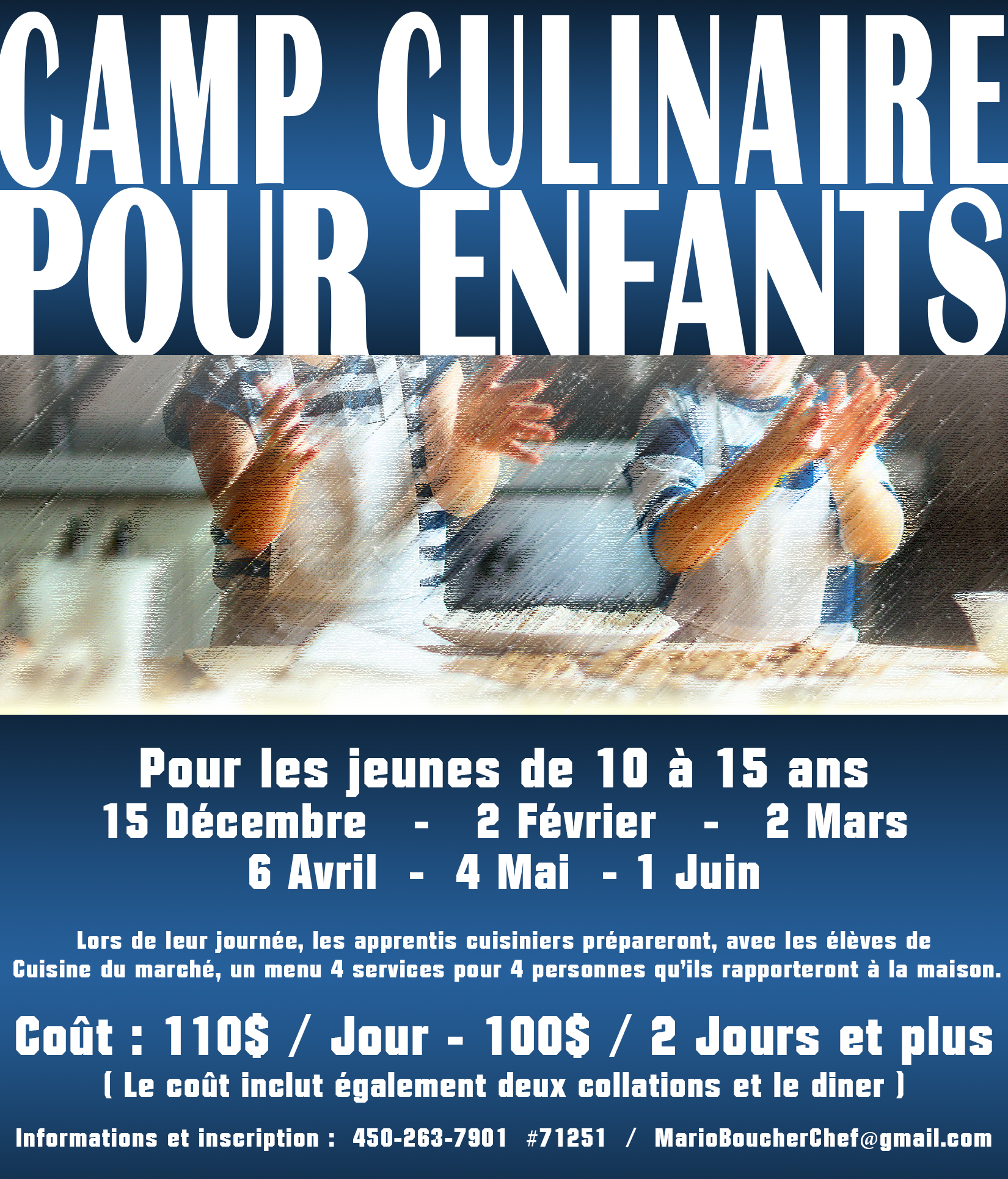 Camps culinaires